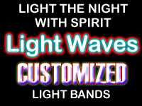 Light The Night Custom Glow Bracelets