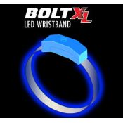 Bolt XL - Blue - Light Blue Custom Light Wave Bracelet